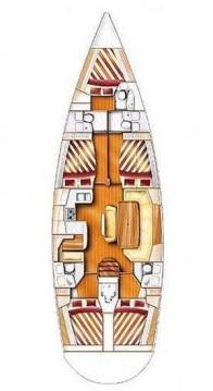 Rent a Dufour Gib Sea 51 Trogir