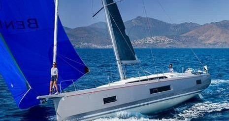 Bénéteau Oceanis 46.1 between personal and professional Trogir