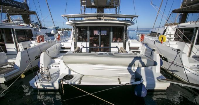 Boat rental Catana Bali 4.3 - 4 + 2 cab. in Deme of Volos on Samboat