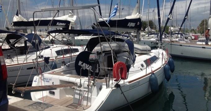 Boat rental Lefkada (Island) cheap Oceanis 37