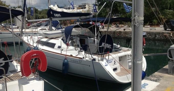 Rental yacht Lefkada (Island) - Bénéteau Oceanis 37 on SamBoat