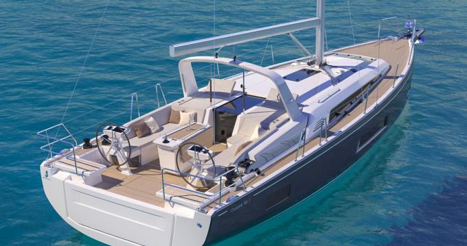 Boat rental Bénéteau Oceanis 46.1 in Lefkada (Island) on Samboat
