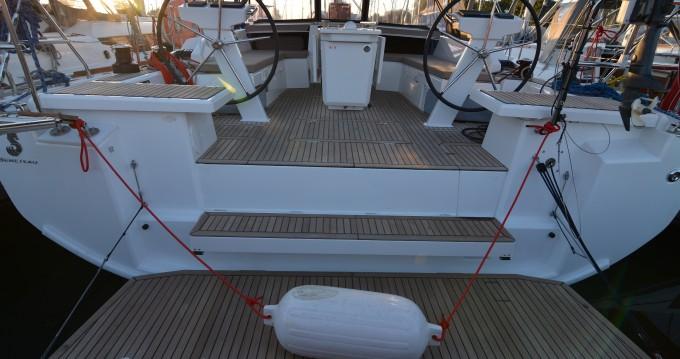 Boat rental Lefkada (Island) cheap Oceanis 46.1