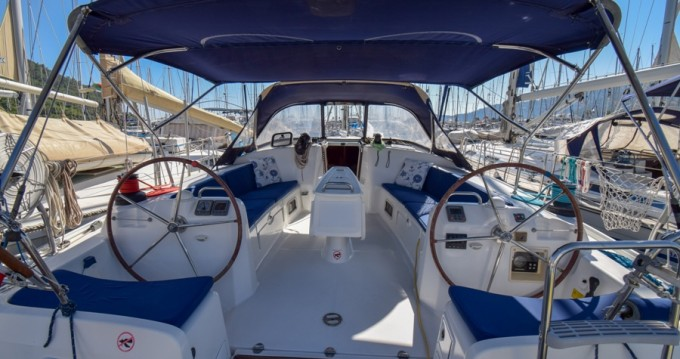 Bénéteau Cyclades 50.5 between personal and professional Marmaris