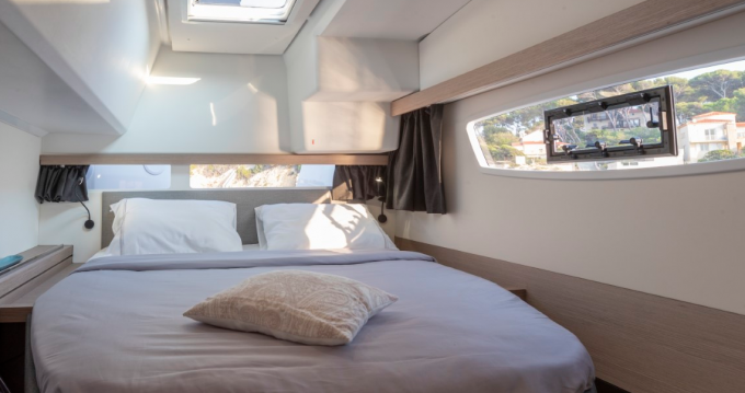 Fountaine Pajot Fountaine Pajot Isla 40 - Quatuor between personal and professional Marmaris