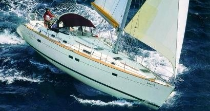 Boat rental Bénéteau Oceanis 411 Clipper in Marmaris on Samboat
