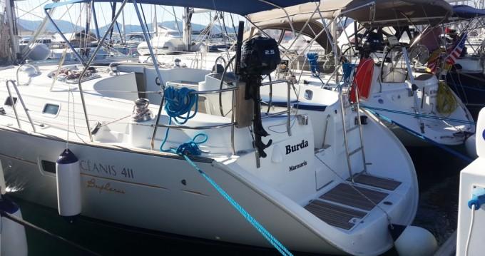 Boat rental Marmaris cheap Oceanis 411 Clipper