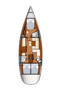 Boat rental Jeanneau Sun Odyssey 50 DS in Marmaris on Samboat