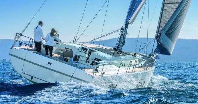 Bavaria Bavaria C45 between personal and professional Lefkada (Island)