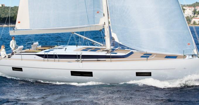 Boat rental Bavaria Bavaria C50 in Lefkada (Island) on Samboat