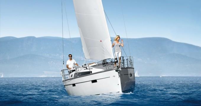 Boat rental Alimos cheap Cruiser 37