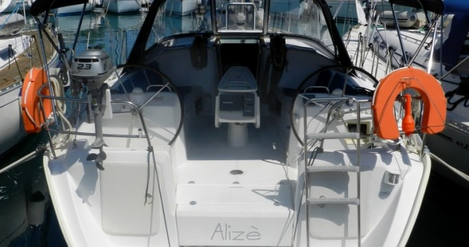 Rental yacht Lefkada (Island) - Bénéteau Cyclades 39 on SamBoat