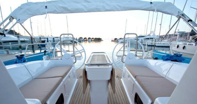 Rental Sailboat in Lefkada (Island) - Elan Impression 45