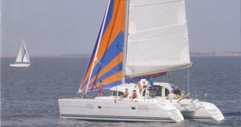 Boat rental Lagoon Lagoon 380 S2 in Gouvia on Samboat