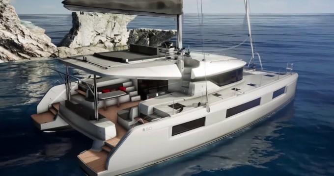 Rental Catamaran in Ionian Islands - Lagoon Lagoon 50