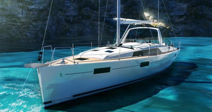 Boat rental Gouvia cheap Oceanis 40.1