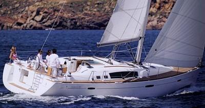 Boat rental Alimos cheap Oceanis 461 Clipper
