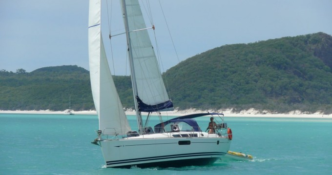 Rental Sailboat in Lefkada (Island) - Jeanneau Sun Odyssey 44i
