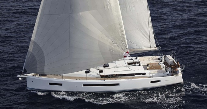 Boat rental Lefkada (Island) cheap Sun Odyssey 490