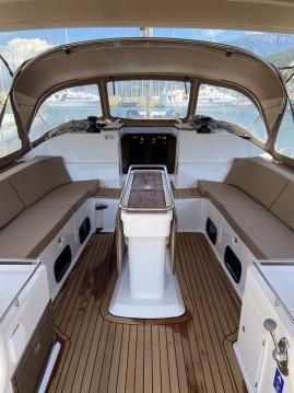 Boat rental Fethiye cheap Elan Impression 50 - 4 cab.