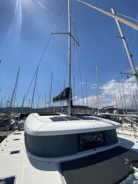 Rental Catamaran in Fethiye - Lagoon Lagoon 42