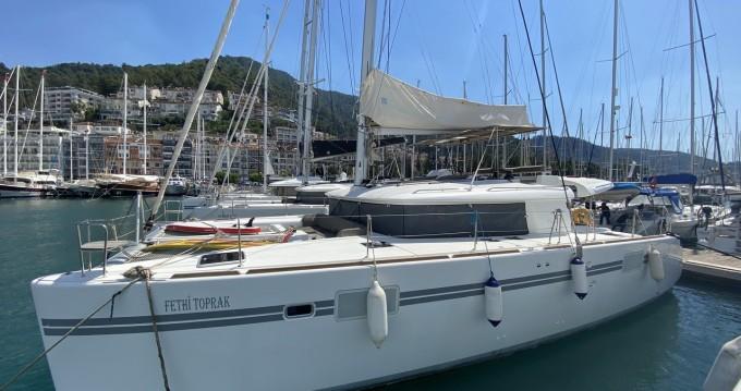 Rental Catamaran in Fethiye - Lagoon Lagoon 450