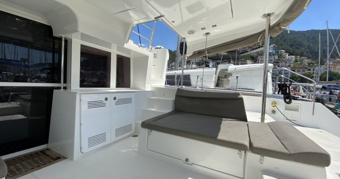 Hire Catamaran with or without skipper Lagoon Fethiye