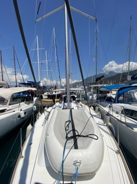 Bénéteau Oceanis 34 between personal and professional Fethiye