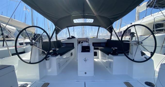 Rental Sailboat in Fethiye - Jeanneau Sun Odyssey 440