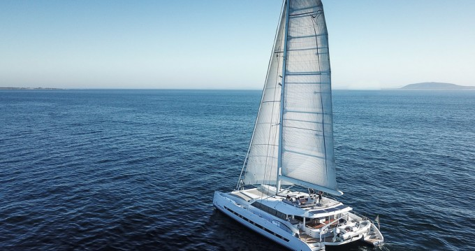 Rental Catamaran Two Oceans with a permit