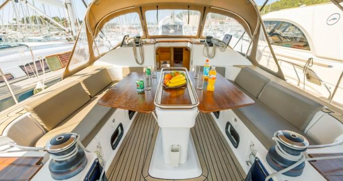 Boat rental Split cheap Elan 494 Impression - 5 + 1 cab.