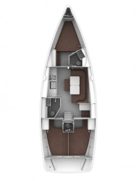 Boat rental Bavaria Cruiser 41 in Punat on Samboat