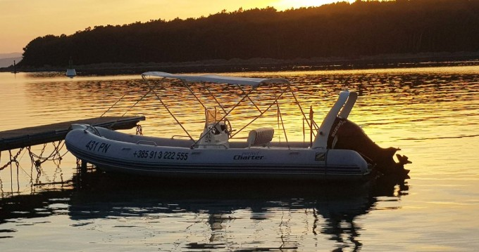 Hire RIB with or without skipper Zodiac Punat