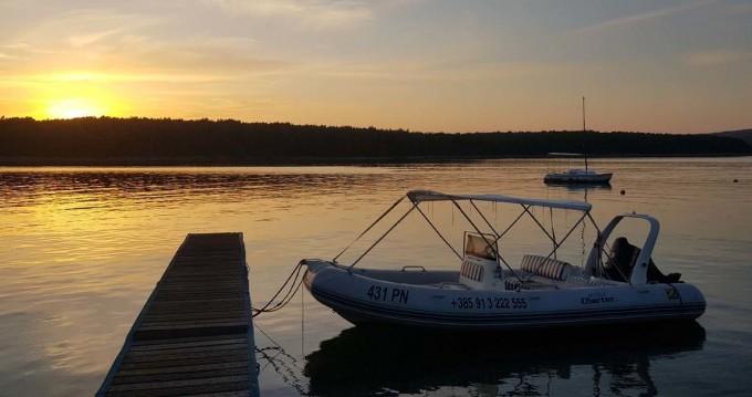 Boat rental Punat cheap Zodiac Madline 2