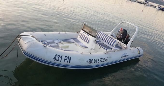 Rental yacht Punat - Zodiac Zodiac Madline 2 on SamBoat
