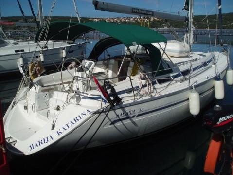 Rental Sailboat in Punat - Bavaria Bavaria 38
