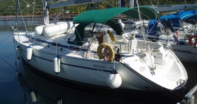 Boat rental Punat cheap Bavaria 38