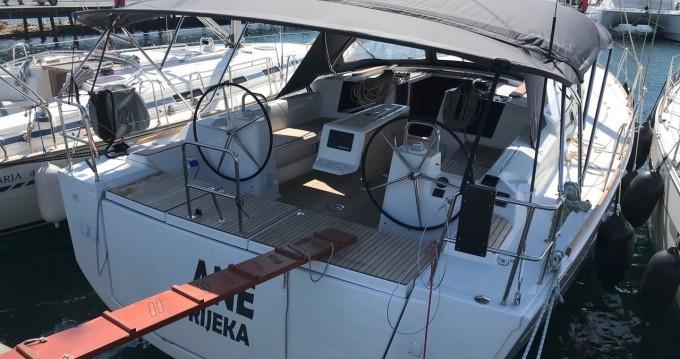 Rental yacht Punat - Dufour Dufour 460 Grand Large on SamBoat