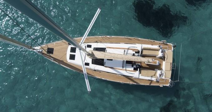 Boat rental Dufour Dufour 460 Grand Large in Punat on Samboat