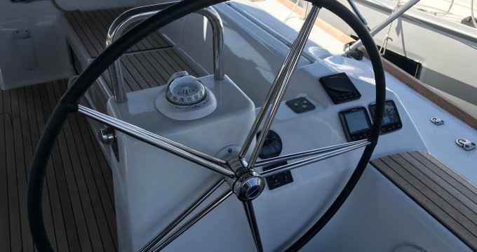Boat rental Punat cheap Dufour 460 Grand Large