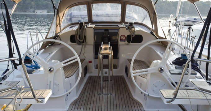 Hire Sailboat with or without skipper Elan Punat