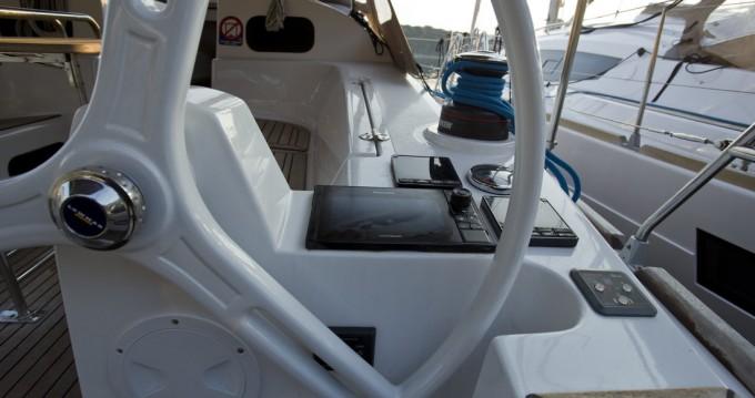 Boat rental Punat cheap Impression 40