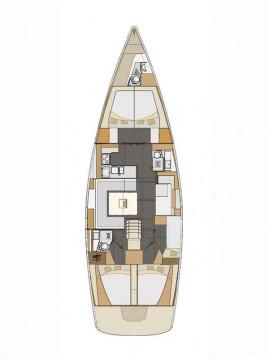 Rental Sailboat in Punat - Elan Impression 50