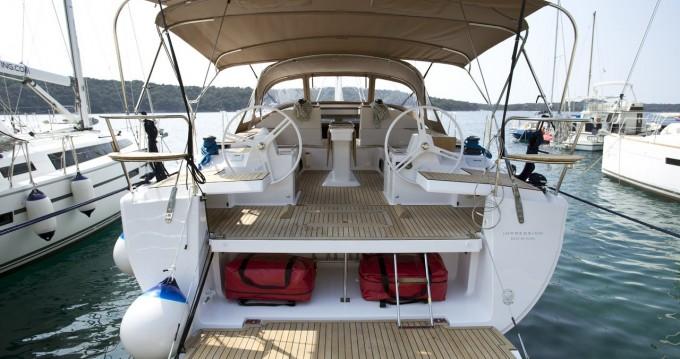 Boat rental Punat cheap Impression 50