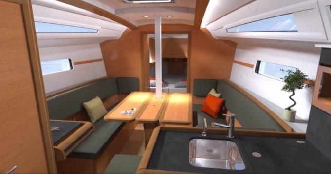 Boat rental Jeanneau Sun Odyssey 349 in Punat on Samboat