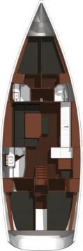 Rental Sailboat in Horta - Dufour Dufour 450 GL