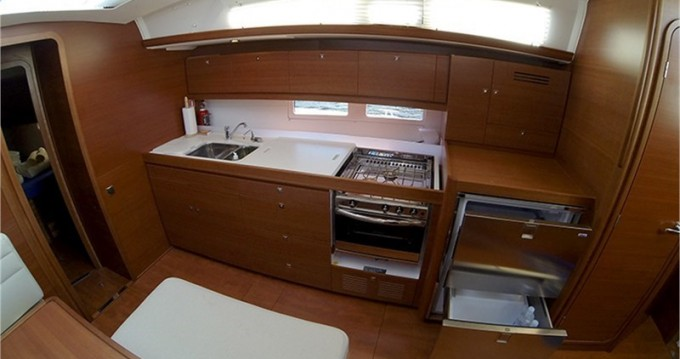 Hire Sailboat with or without skipper Dufour Horta