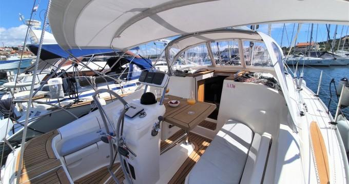 Rental Sailboat in Jezera - Elan Impression 344