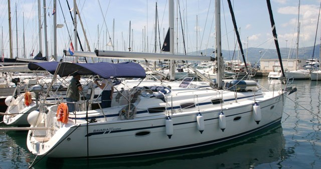 Bavaria Bavaria 39 Cruiser between personal and professional Split