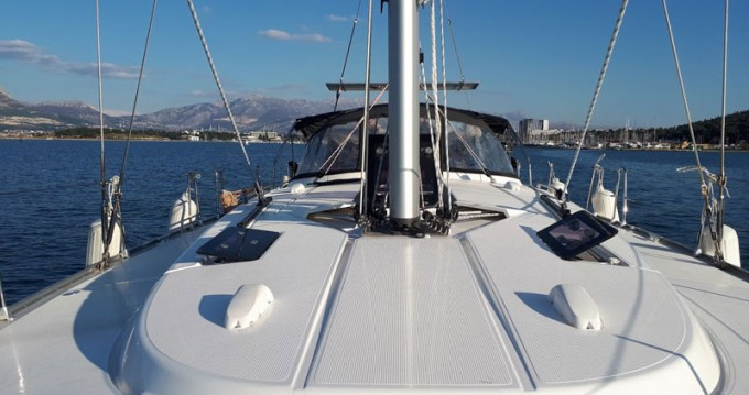 Boat rental Bavaria Cruiser 51 in Split on Samboat